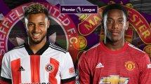Sheffield United-Manchester United : les compos officielles