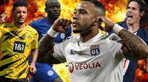 Journal du Mercato : ces 10 joueurs qui vont agiter la fin du marché des transferts