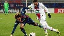 Caen - PSG : le petit tacle de Pascal Dupraz à Neymar