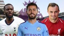La Premier League regorge d'internationaux sur le départ !