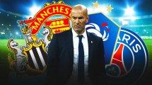 JT Foot Mercato : le rêve de Zinedine Zidane pour son avenir