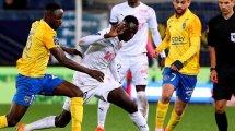 Ligue 2 : Amiens fait tomber Sochaux sur le fil