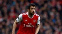 Arsenal résilie le contrat de Sokratis