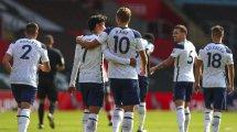 Tottenham : le fol après-midi d'Harry Kane et d'Heung-min Son