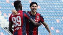 Serie A : Bologne crucifie Lecce qui se rapproche de la Serie B