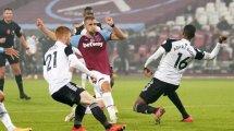 PL : West Ham l'emporte sur le fil face à Fulham