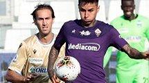 Serie A : la Fiorentina dispose de la SPAL dans les derniers instants du match