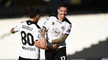 Serie A : Le Spezia gifle Benevento
