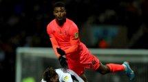 Le Stade Brestois s'offre Steve Mounié