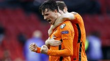Feyenoord condamne une banderole menaçante adressée à Steven Berghuis
