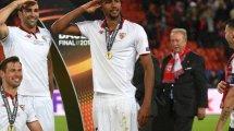 Le Séville FC n'a pas oublié Steven Nzonzi...