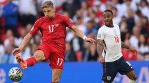 Euro 2020 : l'Angleterre rejoint l'Italie en finale grâce à un penalty très généreux