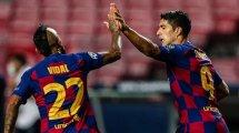Le FC Barcelone galère pour caser ses 11 indésirables