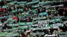 Saint Etienne et Lorient à la lutte pour Raouf Mroivili