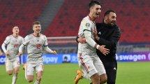 Le Real Madrid se penche sur la sensation Dominik Szoboszlai