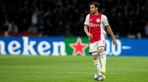 Mercato : l'Ajax fixe le prix de Nicolás Tagliafico