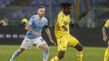 Serie A : l'Hellas Vérone bat la Lazio