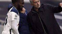 Les vérités de Tanguy Ndombele sur José Mourinho et Tottenham