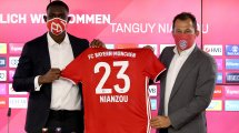 Bayern : première pour Tanguy Nianzou Kouassi