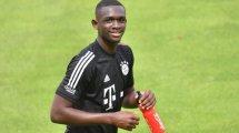 Bayern : Tanguy Nianzou Kouassi a retrouvé l'entraînement collectif