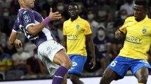 L2 : Toulouse et Sochaux se quittent sur un nul