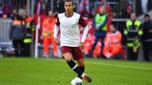 Bayern Munich : Thiago Alcantara a pris une décision de taille pour son avenir