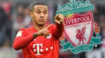 Liverpool : la stat monstrueuse de Thiago