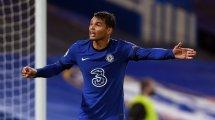 Brésil : Thiago Silva reconnaissant envers Frank Lampard