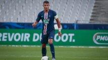 PSG : Thiago Silva allume Unai Emery