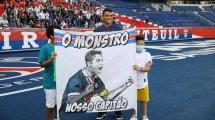 PSG : le message d'adieux de Neymar à Thiago Silva