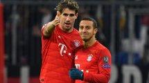 Bayern Munich : Thiago Alcantara aurait fait ses adieux