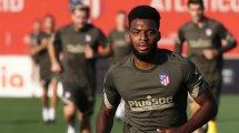 Atlético : Diego Simeone renouvelle sa confiance en Thomas Lemar