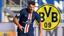 PSG : le message d'adieu de Thomas Meunier