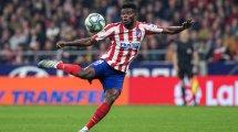 Atlético de Madrid : Thomas Partey veut rejoindre Arsenal