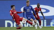Chelsea : Timo Werner flatte le Stade Rennais