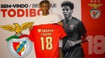 Benfica : Jean-Clair Todibo savoure ses débuts