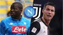 Coupe d'Italie, finale : les compos officielles de Naples-Juventus !