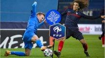 Euro U21 : les compositions officielles d'Islande-France