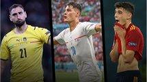 Euro 2020 : le onze type de la compétition