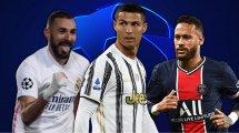 Ligue des Champions : l'équipe type de la 6e journée