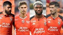 FC Lorient : l'étonnante gestion des attaquants