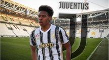 Juventus : où en est Marley Aké ?