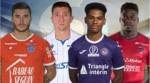 Le onze type de la saison de Ligue 2