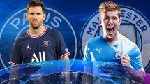 Paris SG-Manchester City : les compositions probables