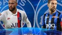 Atalanta-PSG : les compositions probables