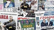L'Italie délire sur un intérêt du PSG pour Cristiano Ronaldo, plusieurs joueurs de Premier League dézinguent le projet de reprise