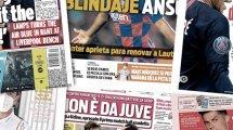 La folle rumeur Lionel Messi à l'Inter enflamme la presse italienne, le FC Barcelone veut blinder Ansu Fati