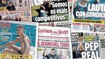 Manchester City et l'Europe prennent peur après le cas positif de Mariano Diaz, l'Italie s'embrase sur un nouveau détail envoyant Lionel Messi à l'Inter