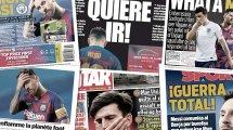 Le monde du football secoué par l'annonce choc de Lionel Messi