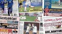 La folle proposition de l'Inter pour garder Lautaro Martinez, la presse anglaise allume Mason Greenwood et Phil Foden après leur frasque